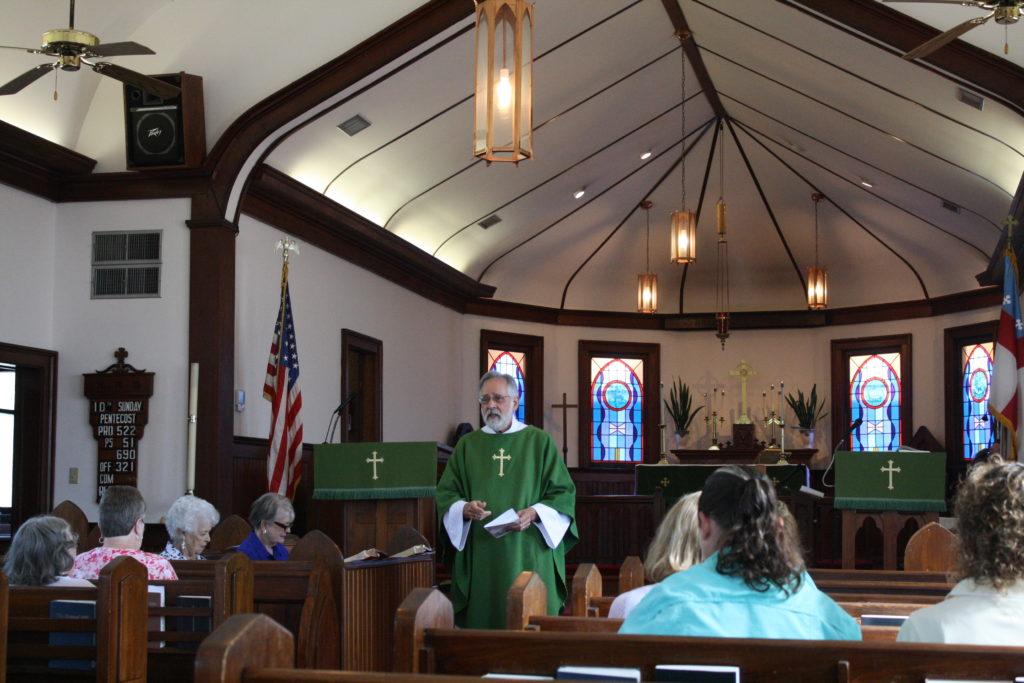 Reverend G. Nelson Tennison